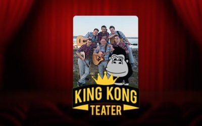 Klapa Galus King Kong Teater Glasbeno Vokalna Zasedba 3
